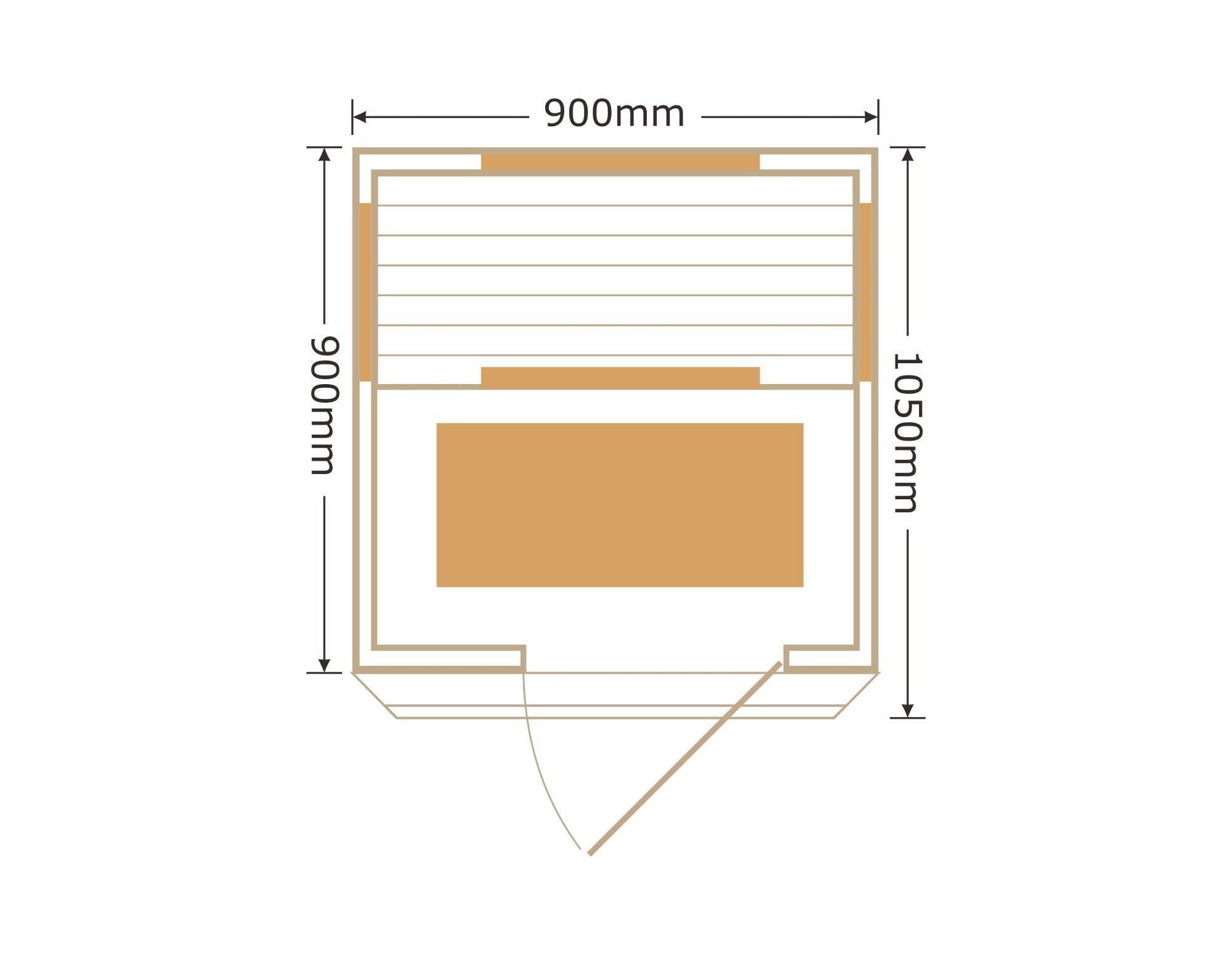 Infra Red Sauna Heating Elements Keys Backyard Sauna - Buy ...
