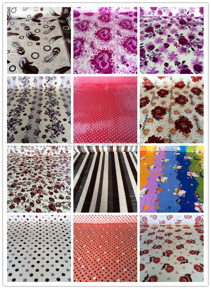 Baby Blankets Suppliers China Coral Fleece Fabric Factory Sale ...