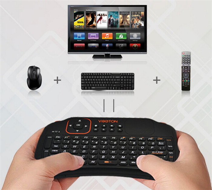 c7d8600a46f air mouse remote controller ibox dlna miracast wifi direct stream tv box s1 air  mouse