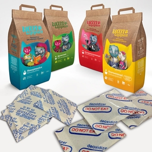 food grade oxygen absorber scavenger supplier