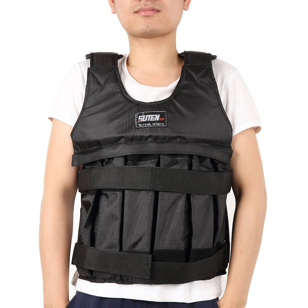 Wonderful Sport Equipment 50kg Max Loading Adjustable Weighted Vest Fitness Training Jacket