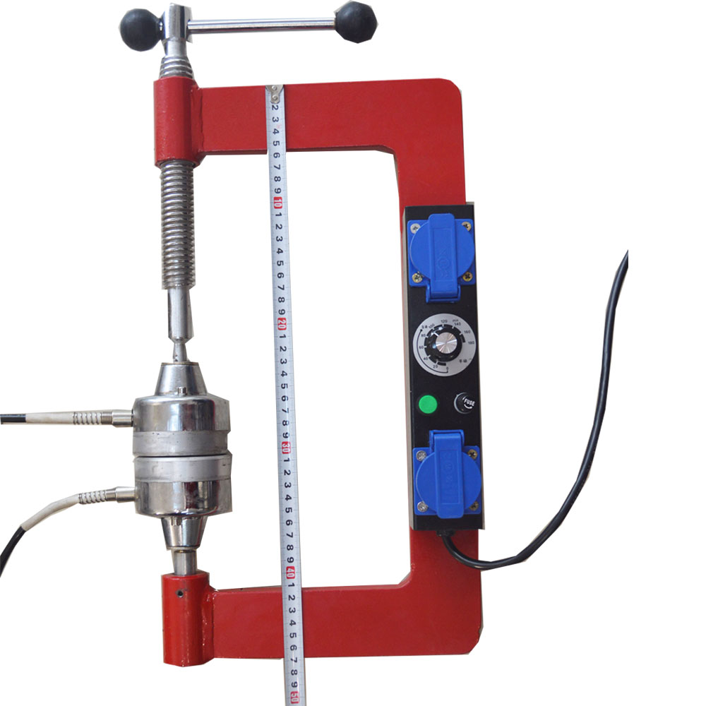 Sidewall Tire Puncture Repair Tool Patch Tyre Vulcanizing Machine