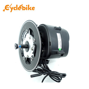 Hot selling 36v 350w mid crank moped engine kit for bike bicycle