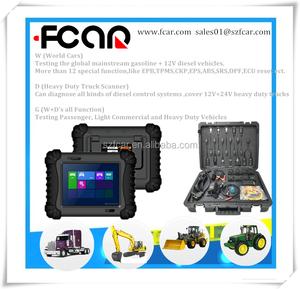 OBD2 diagnosis scanner, FCAR F3 G scan tool