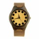 2018 Youngs Big Boys Wood Watches Bamboo Dial Best Seller Men Wrist Watch
