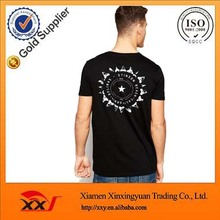 export china custom fashion promotional t-shirts printed tshirts