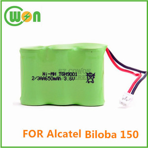 Cordless phone battery for Alcatel Biloba 570 60 20 120 230 350 battery for Alcatel Biloba wireless phone