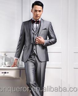 New Design Wedding Suits 3 Piece