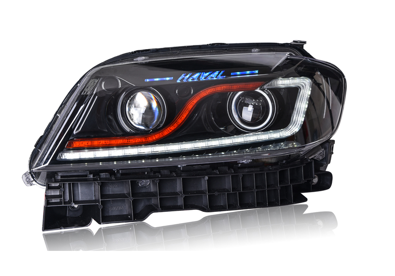 Led daytime light lamp turn light sports version Streamer lamp for Greatwall Haval H6