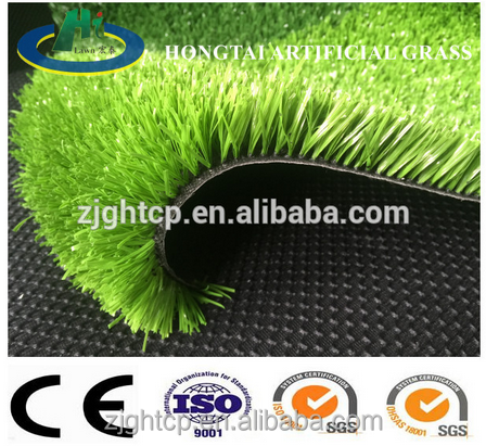 running track synthetic grass with CE/SGS certificiate