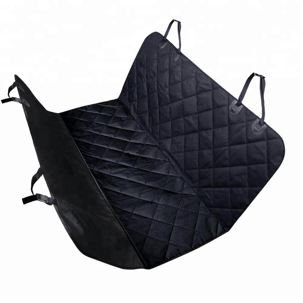 Wholesale Waterproof Polyester Hammock Pet Seat Cover For Cars