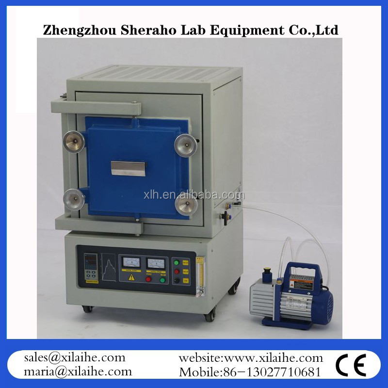 1600C high temperature with box type atmosphere laboratory furnace under Nitrogen