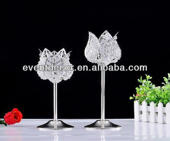 Alibaba manufacturer directory suppliers manufacturers exporters crystal candle holder wedding centerpieces for table decor on sale 4306 junglespirit Choice Image