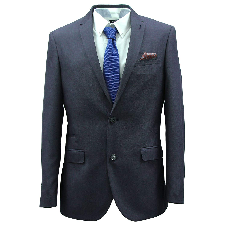 5171eefc291 Get Quotations · HARRY BROWN Men's 2 Piece 2 Button Tailored Fit Suit