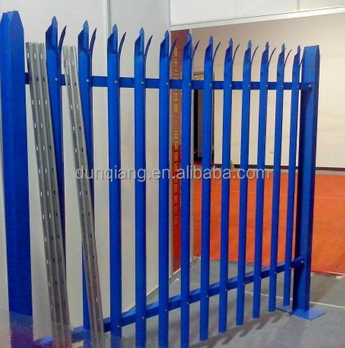 Angle Iron Picket Fence For Security - Buy Angle Iron ...