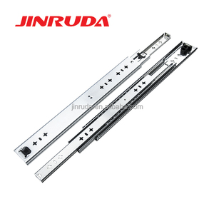 53mm 5301 three folds fully pull out slide rail for Server Cabinet
