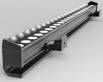 Ip65 Rgb Dmx512 Controlled Wall Mount Led Lighting Wall Washer ...