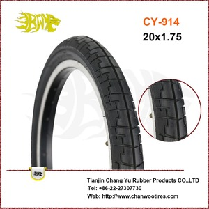 "12"" 16"" 20"" 22"" 24"" natural rubber bicycle tire"