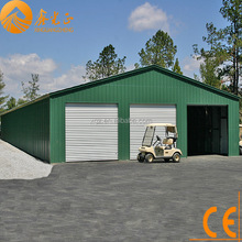 steel metal building garage kits