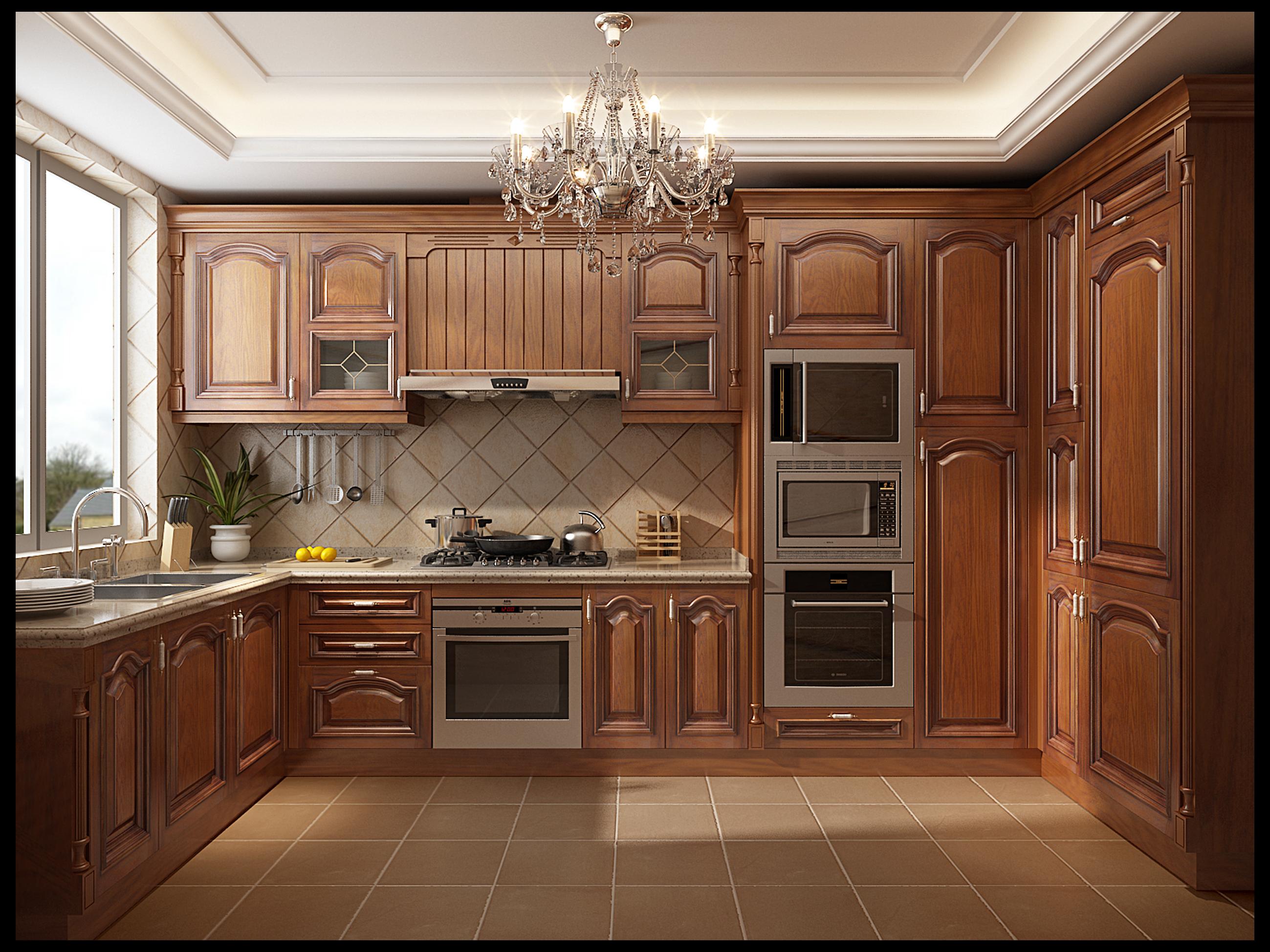 European Style Kitchen Cabinet Used Kitchen Cabinets ...