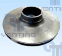 TRUCK MIXER WATER PUMP IMPELLER