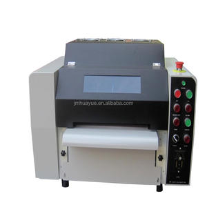 A4 size photo paper uv coater for office equipment