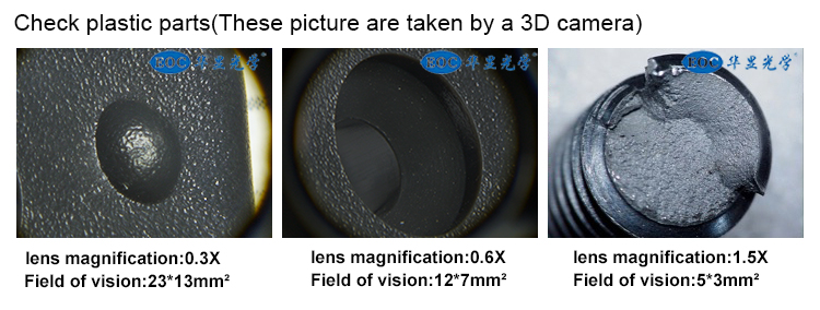 confocal camera industrial microscope 3D microscope for pcb china made