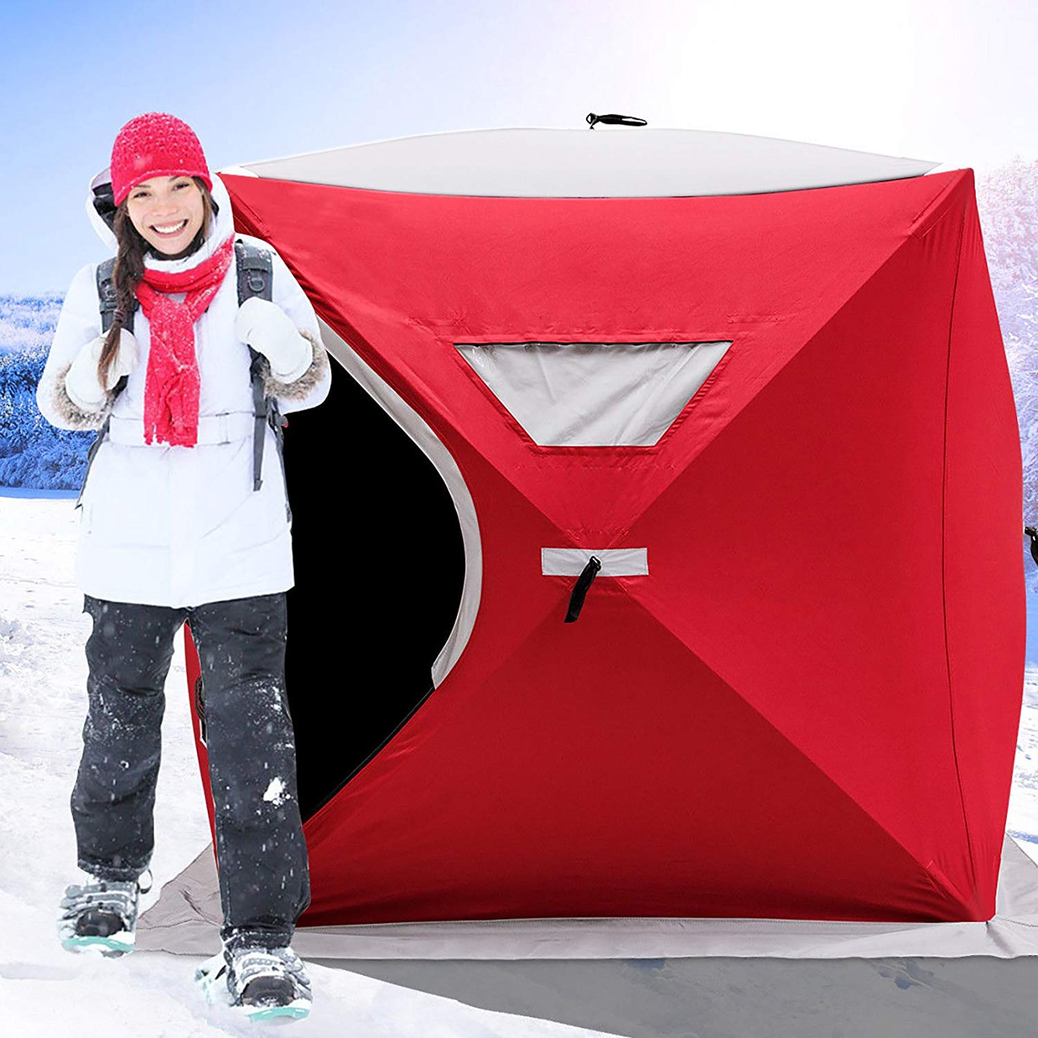 Cheap Shappell Windbreak Ice Fishing Shelter, find Shappell