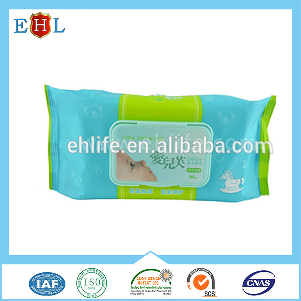 Professional Manufacturer Private label Tender hope baby skincore babywipes