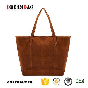 Dreambag In Guangzhou Top Quality Custom German Leather Handbags