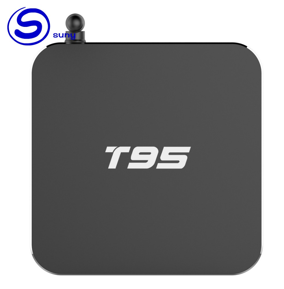 <strong>TV</strong> Box T95 1GB / 8GB Metal Case Amlogic S905 Quad Core Android 5.1 2.4G/5GHz WiFi KODI 16.0 <strong>set</strong> top <strong>TV</strong> Box smart <strong>tv</strong>