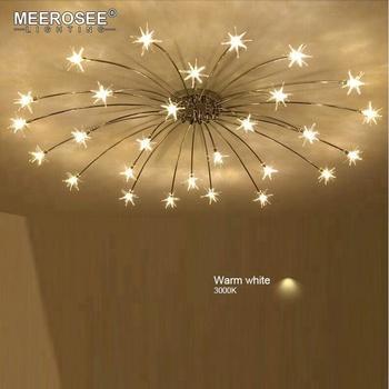 Meerosee Little Star Shape Night Lamp