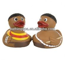 Hot selling rubber bath duck toys soft rubber dog toy