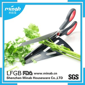 Wholesale different types of kitchen scissor