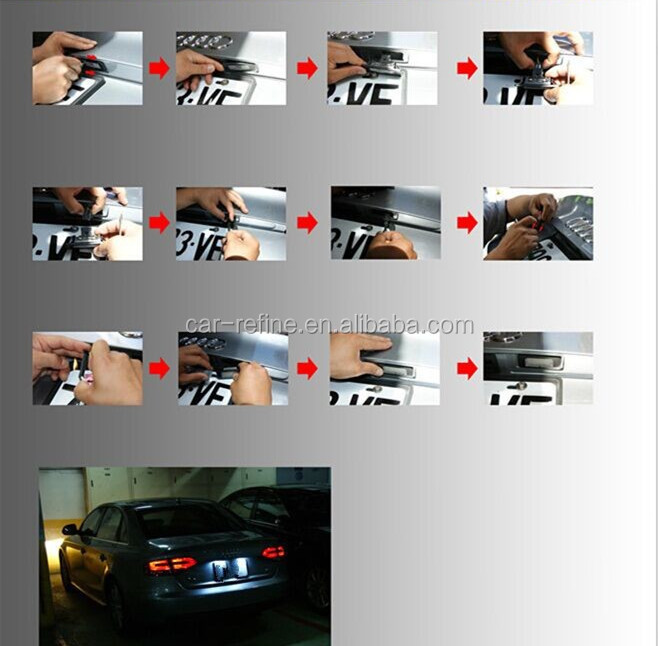 Buy Direct From China Manufacturer Led License Plate Light ...