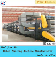polyurethane/pu sandwich panel machine line