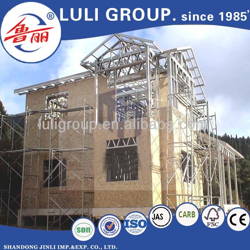 OSB panel sorbo casa hecha en China-Tablero Aglomerado ...