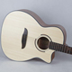 wholesale high quality burlywood 41 inch acoustic guitar made in China