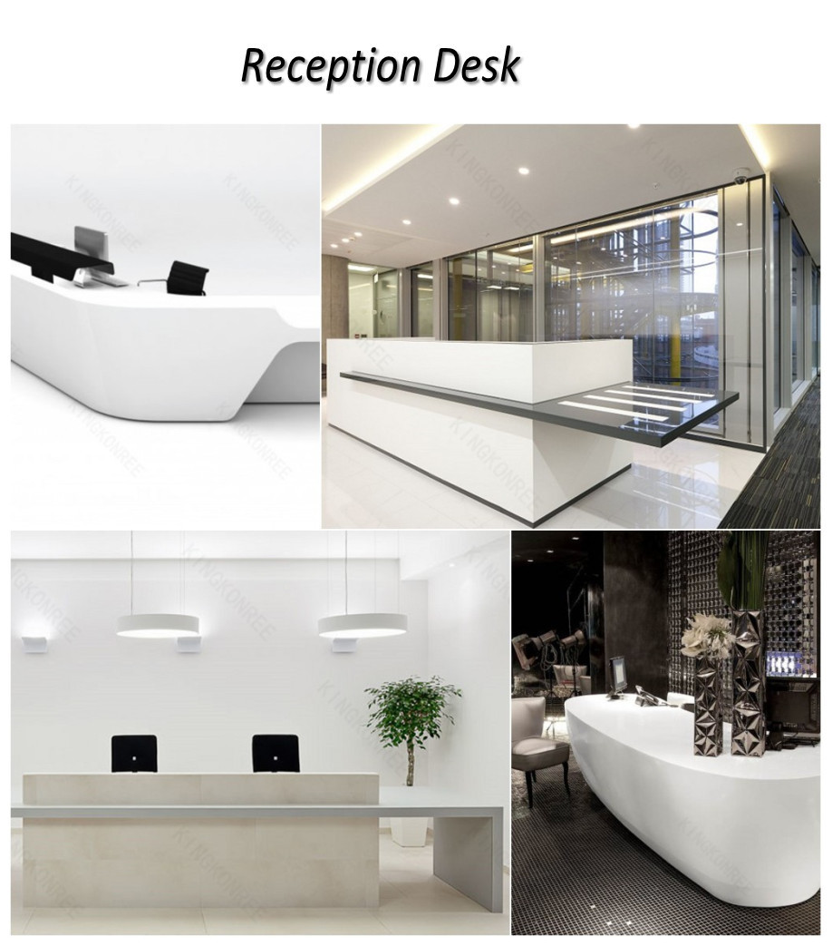 modern office reception counter design for hotel - buy modern