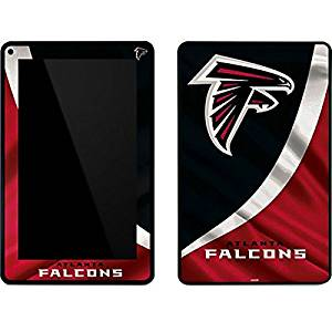 NFL Atlanta Falcons Kindle Fire Skin - Atlanta Falcons Vinyl Decal Skin For Your Kindle Fire