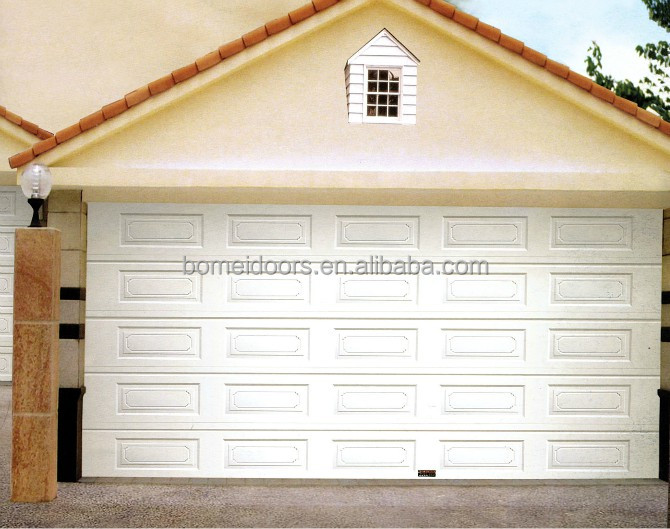 automatic garage door with remote control made in China