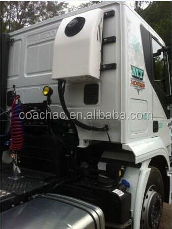 Dc 12v 24v Split Back Mounted Electric Truck Sleeper Air