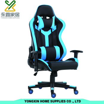 High Tech Comfortable Xbox Gaming Desk Racing Chairs