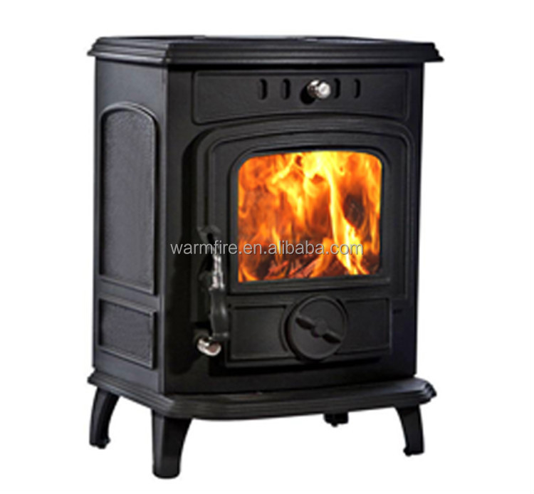 Classic Freestanding Cast Iron Wood Burning Stove For Sale With Water Boiler Buy Cast Iron