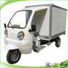 hot selling 150cc 200cc 3 wheeler motorcycle with closed box