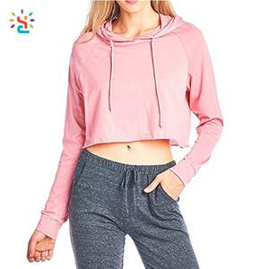 3bb896e549cda8 Plain Sweat Suits Hoody Cropped Sweatshirt Hoodie