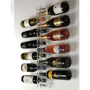 Wall Mounted Acrylic Wine Holderacrylic Wine Rack Buy Wall
