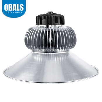 Factory direct sale 150w 90 degree ufo bay dimmable zhongshan led highbay lights