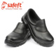 Metal steel toe cap anti static safety shoes for workers
