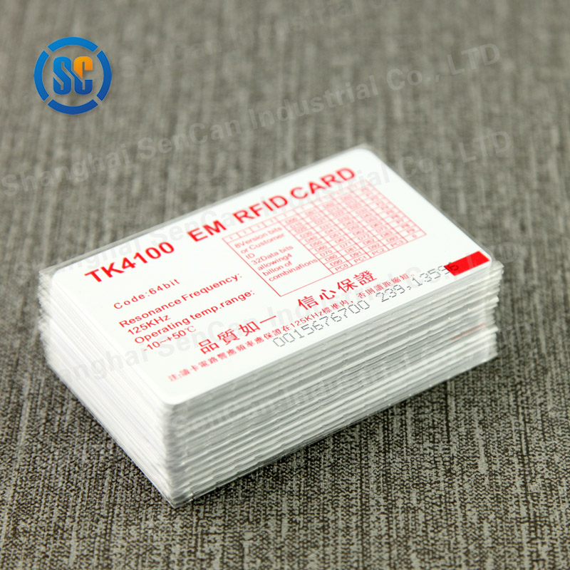 Wholesale Printable Smart Blank Ntag213 Nfc Rfid Business Card - Buy ...